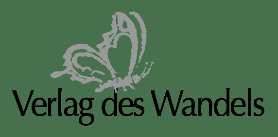 Logo-Verlag des Wandels-grau